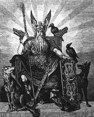 thor nordisk gud