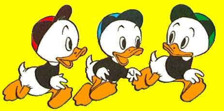 Donald Duck Nephews 2
