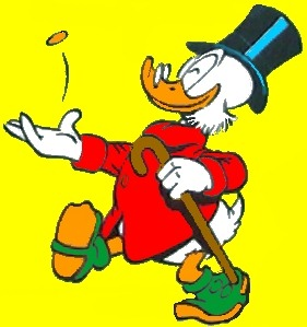 Uncle Scrooge Picture